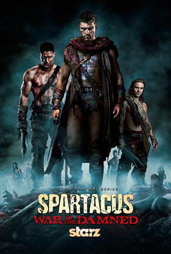 Spartacus Vengeance Season 2 สปาตาคัส มหากาพย์ขุนศึกชำระแค้น ปี 2 [พากย์ไทย]