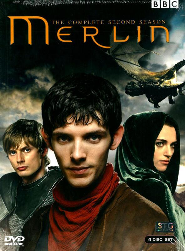 Merlin Season 2 ผจญภัยพ่อมดเมอร์ลิน ภาค 2 [พากย์ไทย]