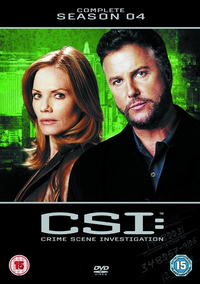 CSI Las Vegas Season 4 ไขคดีปริศนาเวกัส ปี 4 [พากย์ไทย]