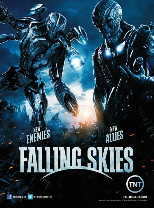 Falling Skies Season 3 สงครามวันกู้โลก ปี 3 [พากย์ไทย]