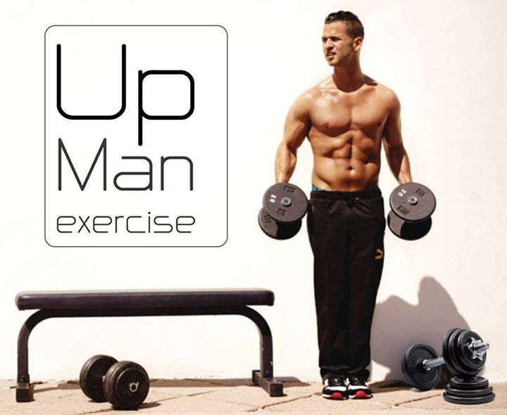 Up Man Exercise