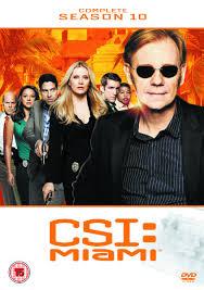 CSI : Miami Season 10 ไขคดีปริศนา ไมอามี่ ปี 10 [พากย์ไทย]