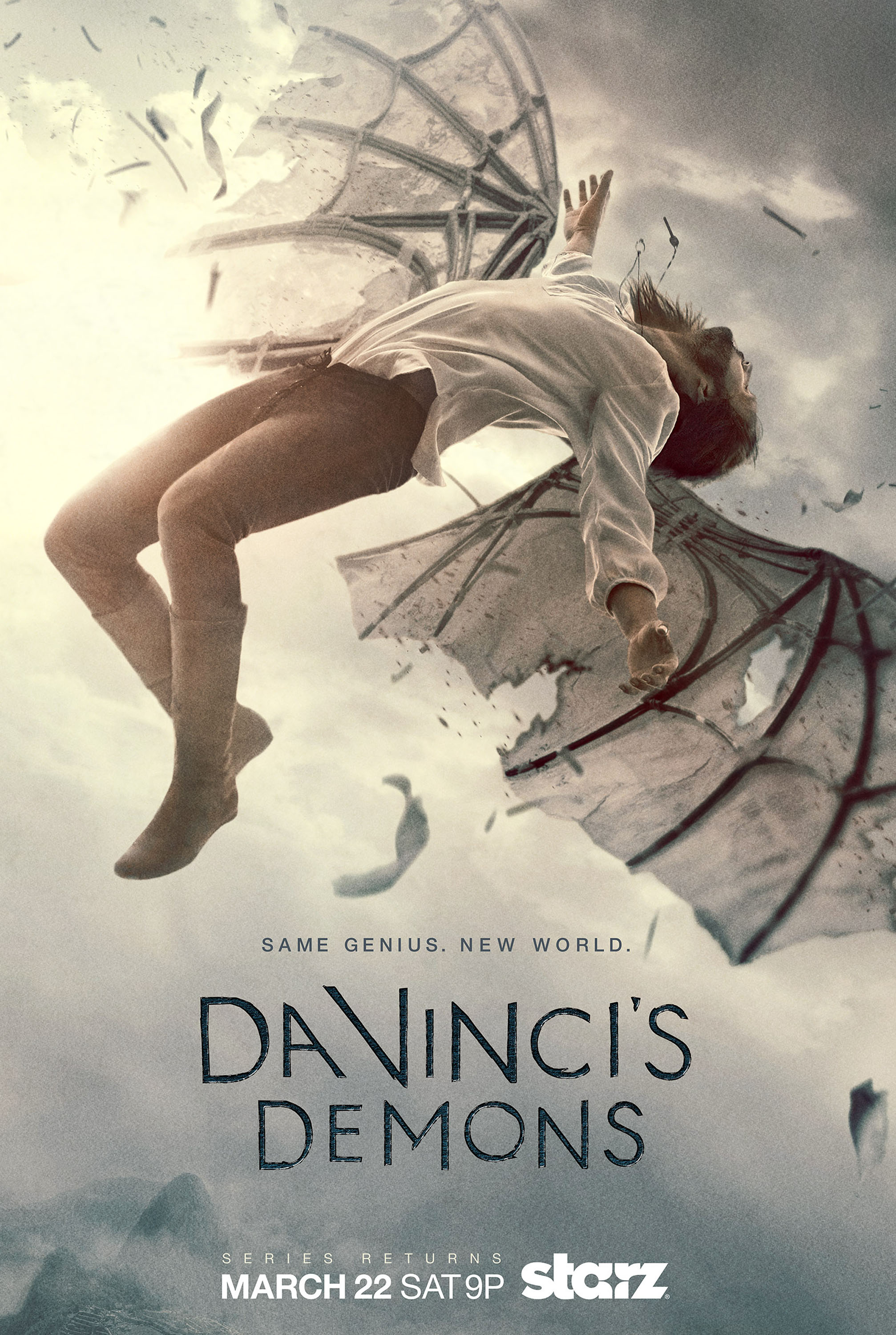 Da Vinci's Demons Season 2 ( EP . 1-10 END ) [พากย์ไทย]