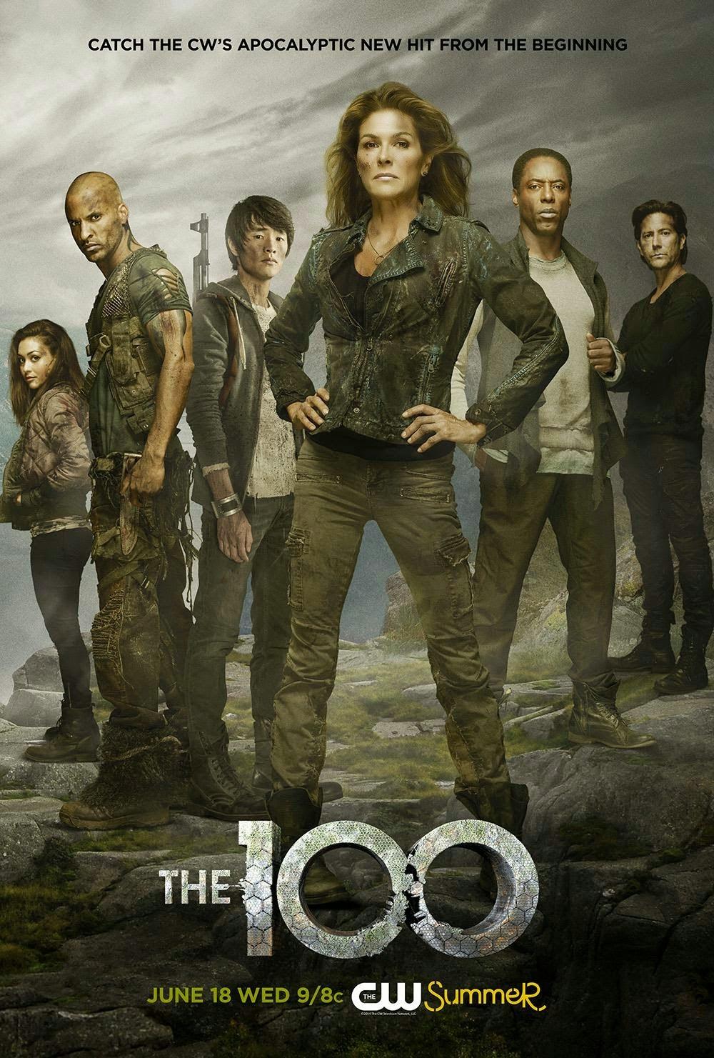 The 100 Season 2 (EP 1 – 8) [ซับไทย]