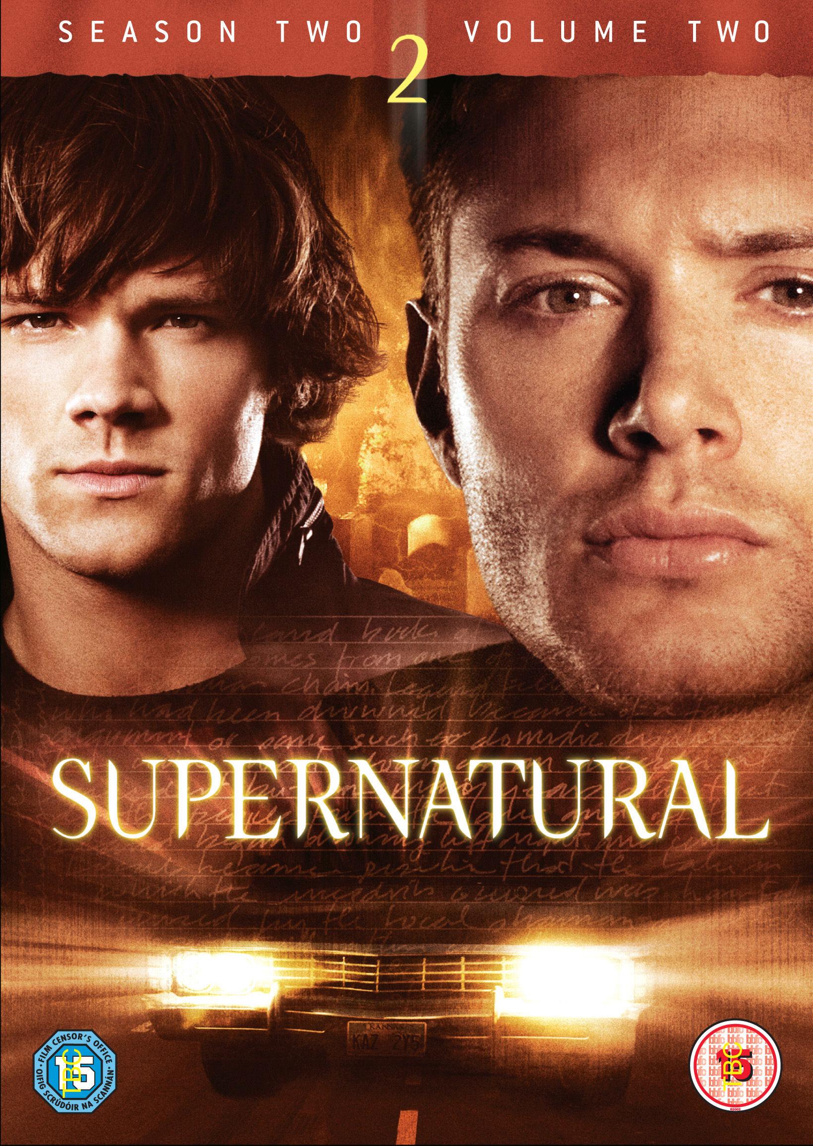Supernatural Season 2 ล่าปริศนาเหนือโลก ปี 2 ( EP. 1-22 END ) [พากย์ไทย]