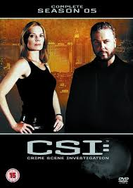 CSI Las Vegas Season 5 ไขคดีปริศนาเวกัส ปี 5 [พากย์ไทย]