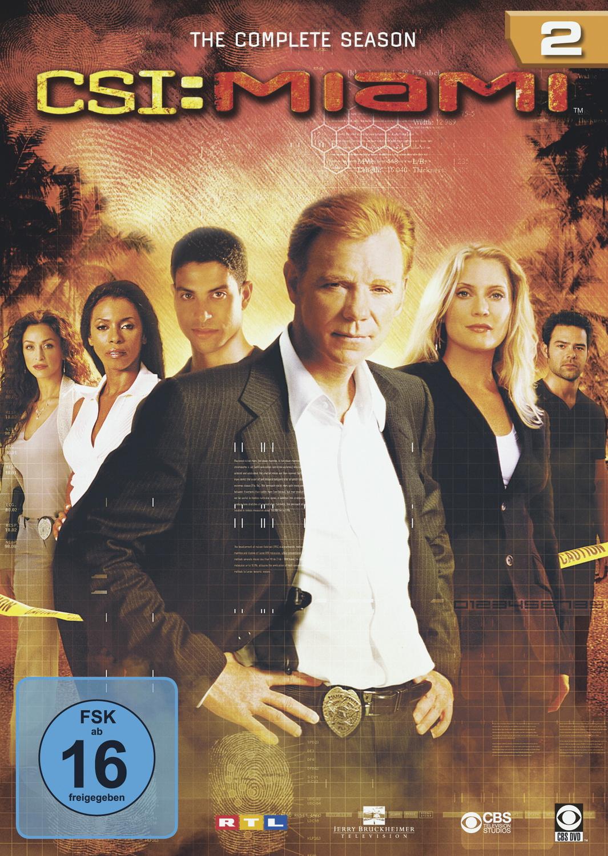 CSI : Miami Season 2 ซีเอสไอ ไมแอมี ปี 2 [พากย์ไทย]