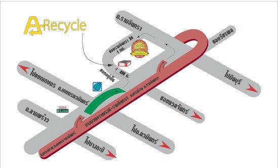po-recycle map