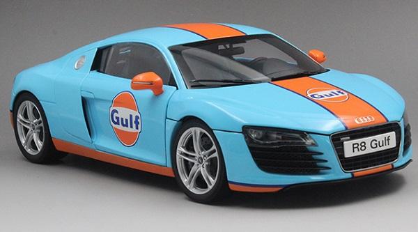 โมเดลรถ โมเดลรถเหล็ก โมเดลรถยนต์ Audi R8 Sports 1