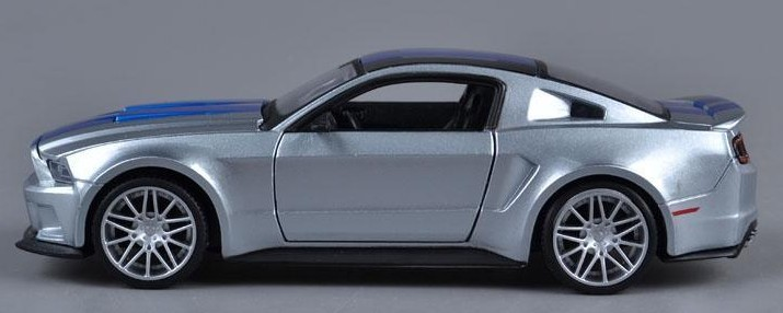 โมเดลรถ รถเหล็ก โมเดลรถเหล็ก โมเดลรถยนต์ 2014 Ford Mustang Need For Speed