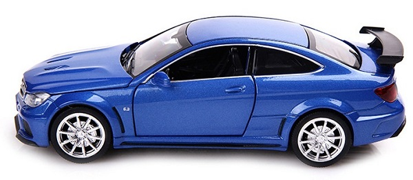 โมเดลรถเหล็ก โมเดลรถยนต์ Benz AMG C63 6