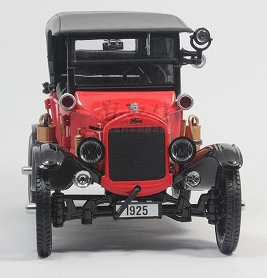 โมเดลรถยนต์ โมเดลรถเหล็ก Ford T Type 4
