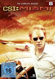 CSI : Miami Season 8 ไขคดีปริศนา ไมอามี่ ปี 8 [พากย์ไทย]