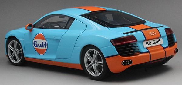 โมเดลรถ โมเดลรถเหล็ก โมเดลรถยนต์ Audi R8 Sports 2