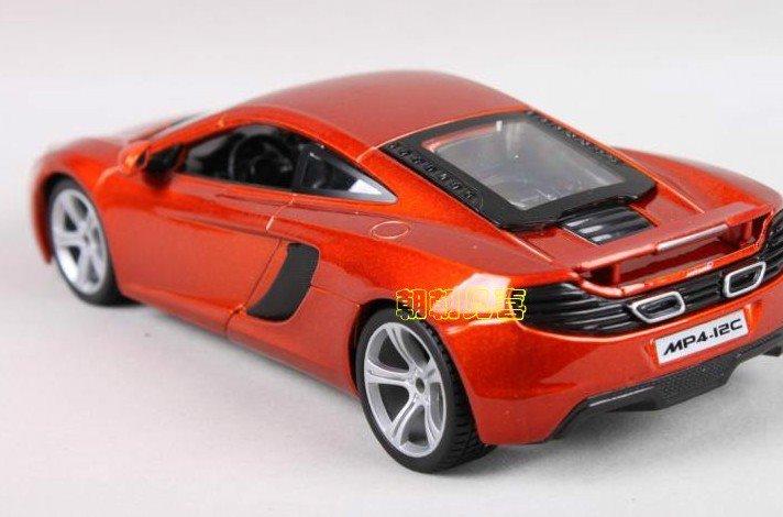 โมเดลรถเหล็ก โมเดลรถ Benz แดง 3