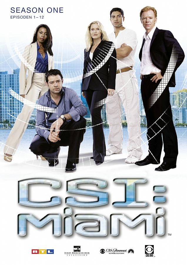 CSI : Miami Season 1 ซีเอสไอ ไมแอมี ปี 1 [พากย์ไทย]