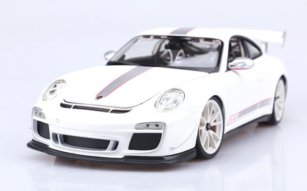 โมเดลรถ โมเดลรถเหล็ก โมเดลรถยนต์ Porsche 911 GT3 RS 4.0 1