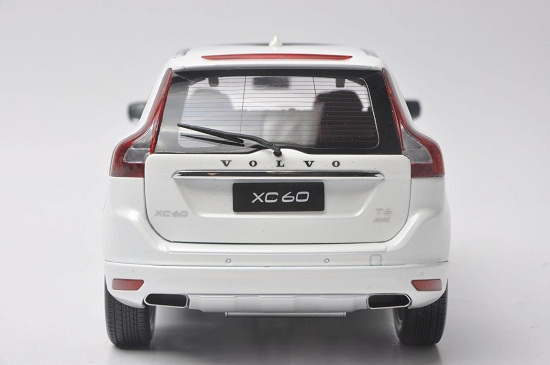 โมเดลรถ โมเดลรถเหล็ก โมเดลรถยนต์ Volvo XC60 white 5