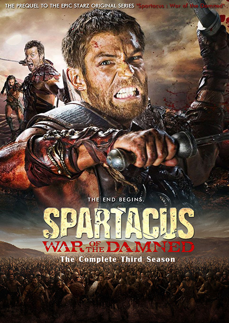 Spartacus War of the Damned Season 3 สปาตาคัส มหาศึกสงครามล้างแดนดิบ [พากย์ไทย]