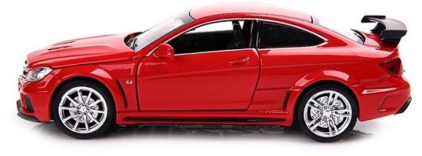 โมเดลรถเหล็ก โมเดลรถยนต์ Benz AMG C63 3