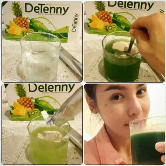 Detenny ผลิตภัณฑ์เสริมอาหาร ดีท็อกซ์ลำไส้ 3
