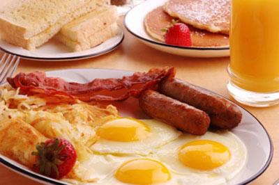 อาหารมื้อเช้า