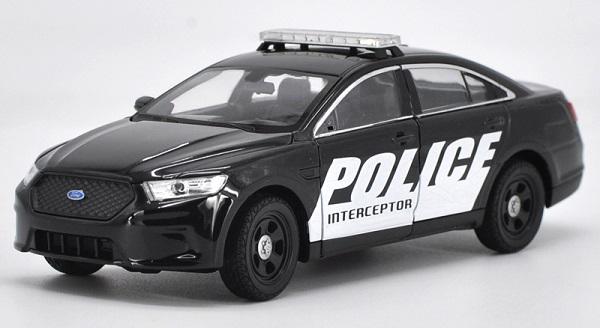 โมเดลรถยนต์ โมเดลรถเหล็ก Ford ตำรวจ 1