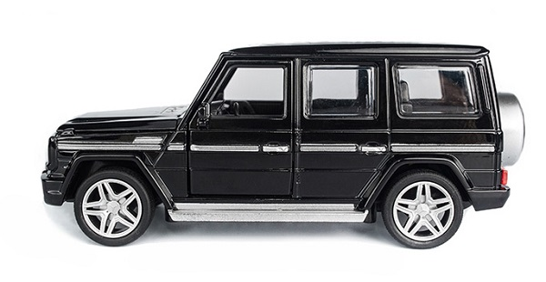 โมเดลรถเหล็ก โมเดลรถยนต์ Benz G65 1