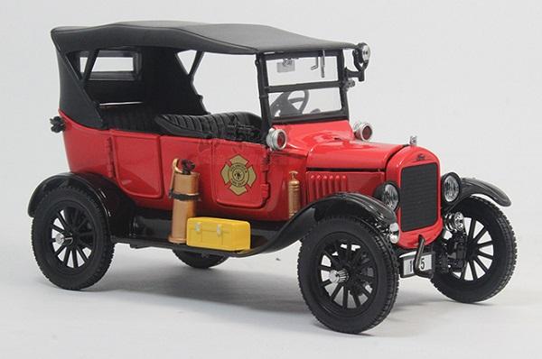 โมเดลรถยนต์ โมเดลรถเหล็ก Ford T Type 1