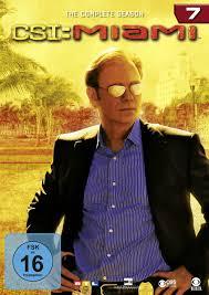 CSI : Miami Season 7 ไขคดีปริศนา ไมอามี่ ปี 7 [พากย์ไทย]