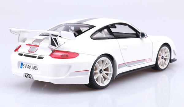 โมเดลรถ โมเดลรถเหล็ก โมเดลรถยนต์ Porsche 911 GT3 RS 4.0 2