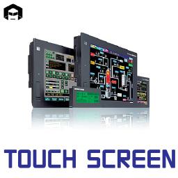 ขายtouch screen,ขาขtouch screen มือสอง,touch screen proface omron mitsubishi