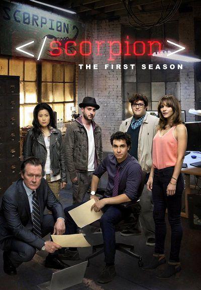 Scorpion Season 1 (EP.1-16)[ซับไทย]