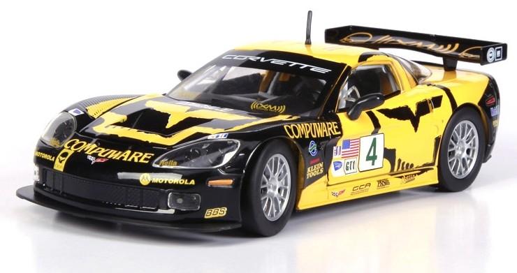 โมเดลรถ รถเหล็ก โมเดลรถเหล็ก โมเดลรถยนต์ Chevrolet C6R 1