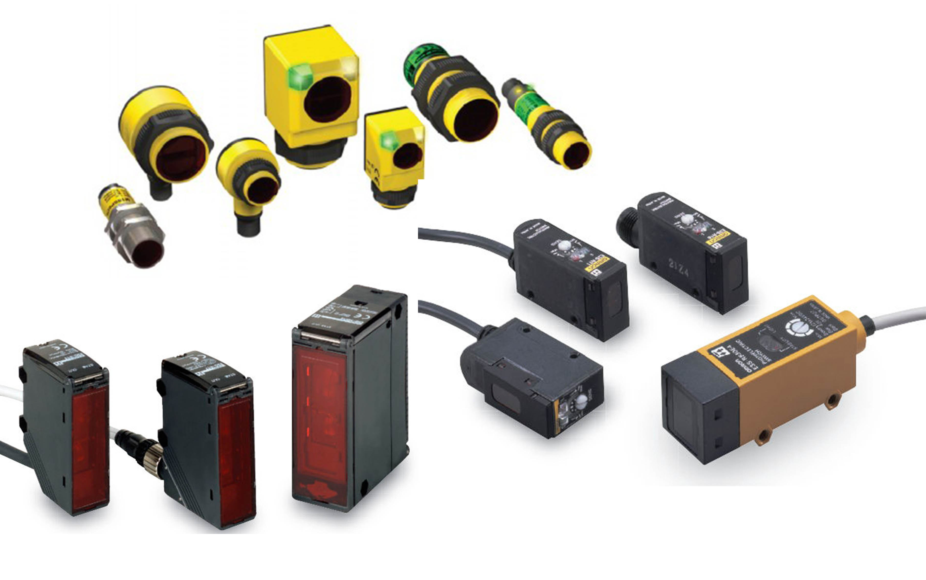Sensor อุตสาหกรรมโรงงาน คืออะไร ทำงานอย่างไร