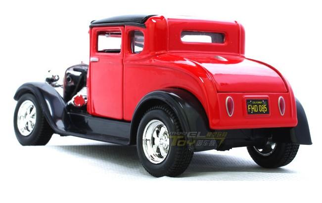 โมเดลรถ รถเหล็ก โมเดลรถเหล็ก โมเดลรถยนต์ Ford Mustang Model A 2