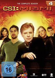 CSI : Miami Season 4 ไขคดีปริศนา ไมอามี่ ปี 4 [พากย์ไทย]