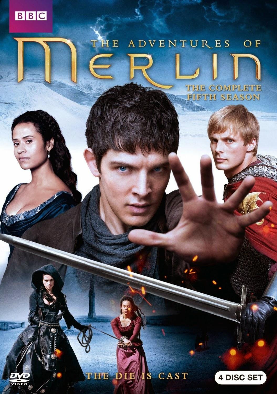 Merlin Season 5 ผจญภัยพ่อมดเมอร์ลิน ภาค 5 [พากย์ไทย]