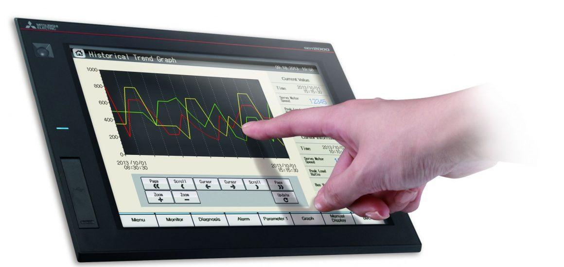 touch-screen- hmi จอสัมผัส มัลติทัช touch screen ระบบอุตสาหกรรมโรงงาน